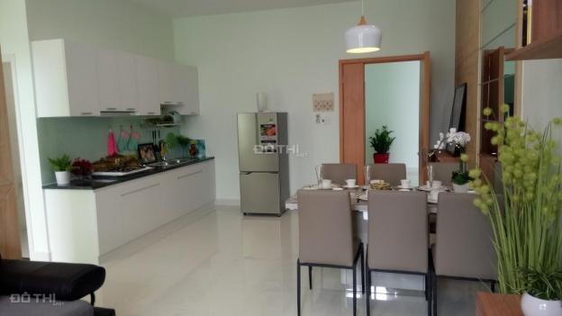 Cho thuê căn hộ chung cư tại dự án Tản Đà Court, Quận 5, Hồ Chí Minh, DT 68m2, giá 10 triệu/th 12787747