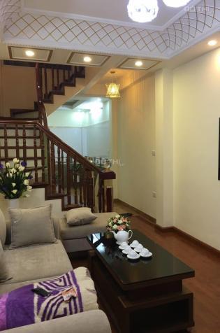 Bán nhà Trần Khát Chân, Q Hai Bà Trưng, 26m2 x 3.5 tầng ở ngay chỉ 2.1 tỷ 12788039