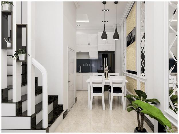 Cần tiền sang nhanh căn nhà đường Tô Ngọc Vân, nhà mới đúc 1 trệt, 2 lầu, thiết kế sang trọng 12789359