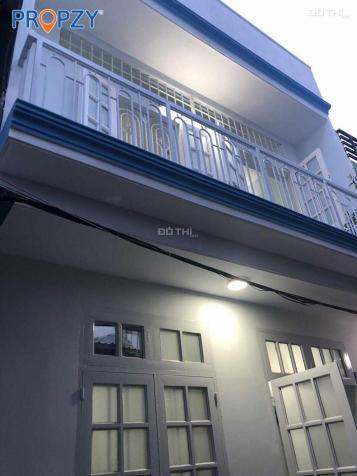 Nhà hẻm 3m 50/ Nguyễn Quý Anh, P. Tân Sơn Nhì, dt 5,05x8m, lửng 1 lầu. Giá 3,9 tỷ 12789744
