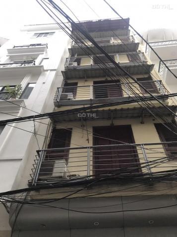 Chính chủ cần bán nhà khu phân lô Vạn Phúc, Ba Đình 40m2, MT 5,5m, 6 tầng, giá 11 tỷ 12797078