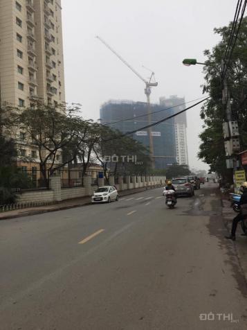(Bán đất tặng nhà 3 tầng) - Bán nhà phân lô Nguyễn Hoàng Tôn - 5.6 tỷ 12798655