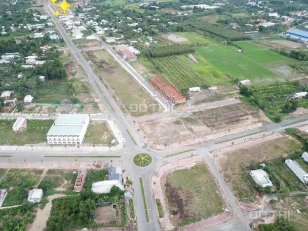 Đất trung tâm Vĩnh Long ngay cầu Thiềng Đức sổ sẵn chỉ 765 triệu LH: 0976.844.834 12807081