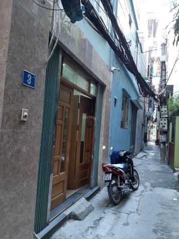 Bán nhà 5 tầng số 3A ngách 2 ngõ 80 Trần Duy Hưng, sổ đỏ chính chủ, giá 3 tỷ 12807239