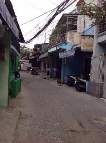 Nhà 2 tấm đúc kiên cố, 152.5m2, 4PN, Nguyễn Tất Thành, Q. 4, Sài Gòn 12807487