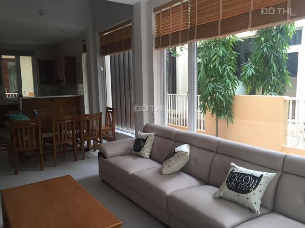 Cho thuê biệt thự cao cấp Palm Garden Việt Hưng, Long Biên, Hà Nội 205m2, full đồ cực đẹp 12808168