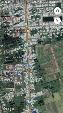 Sang nhanh tài sản trên đất đường Nguyễn Tất Thành, TP Cà Mau 12809294
