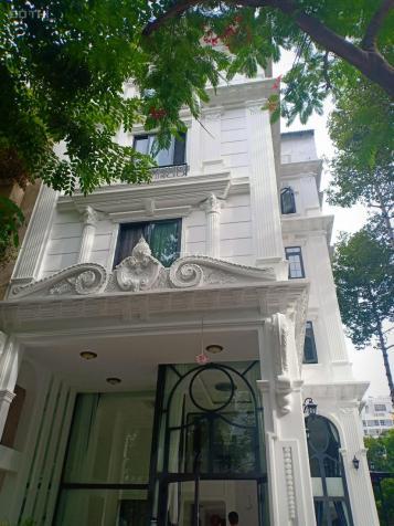 Cần cho thuê căn hộ dịch vụ giá rẻ Phú Mỹ Hưng, nhà mới hoàn toàn, 9 tr/tháng. LH: 0901142004 Hòa 12814191