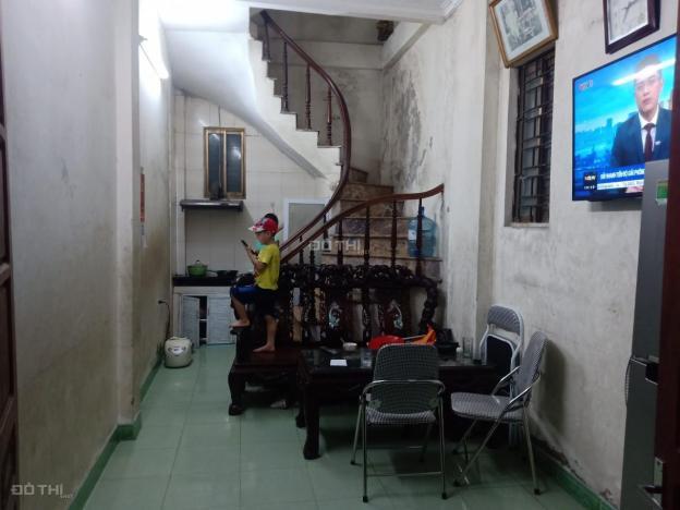Bán nhà ngõ ngách Trương Định, DT 26m2 x 5 tầng, giá 1.8 tỷ 12815211