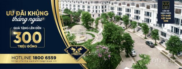 Bán căn hộ Sunshine City Ciputra suất ngoại giao, giá 3 tỷ, ký hợp đồng với CĐT 12816934