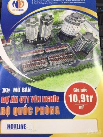 Cảnh báo dự án CT1 - Yên Nghĩa, tại sao lại có giá rẻ. Lh: 0975342826 12818132