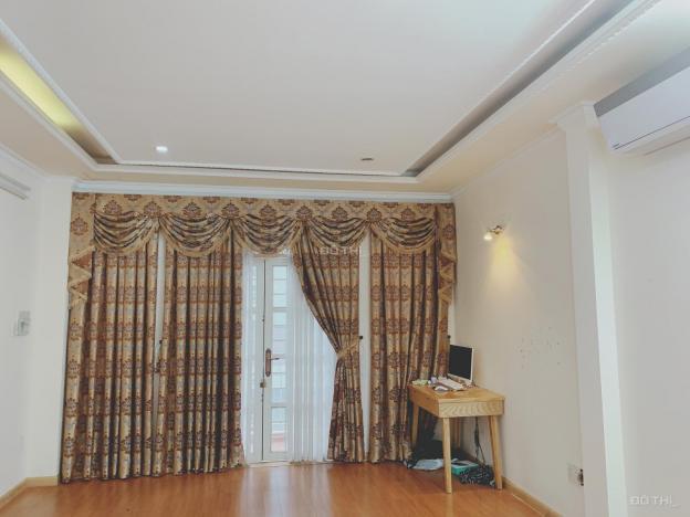 Bán nhà đẹp, hẻm 6m đường Đỗ Thừa Luông, P. Tân Quý, Tân Phú. DT 4,4x12m, 4 tấm, giá 5.9 tỷ TL 12819300