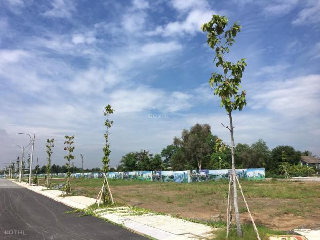 Bán đất nền dự án tại dự án Vins Residence, Cần Đước, Long An, diện tích 86m2, giá 11 triệu/m2 12823363