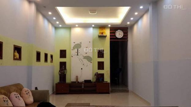 Bán nhà mới đường Nguyễn Lâm, Phường 3, Bình Thạnh. Cách MT 60m, 76m2 hướng tây 12828321