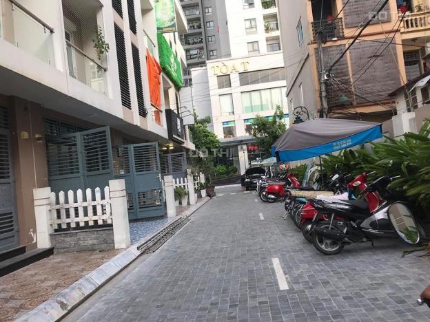 Bán nhà LK Vạn Phúc, Hà Đông 83m2, 5 tầng, mt 5m, kinh doanh thang máy 12830506