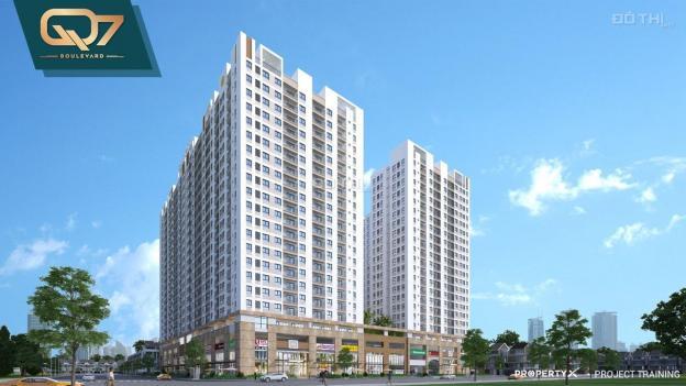 Bán căn hộ Q7 Boulevard, MT đường Nguyễn Lương Bằng, đã xây xong thô đang hoàn thiện giao nhà 12830958