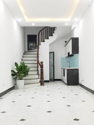 Bán nhà Cầu Định Công 32m2, 5 tầng xây mới giá 2.85 tỷ, cách 1 nhà ra mặt phố, 0972638668 12620774