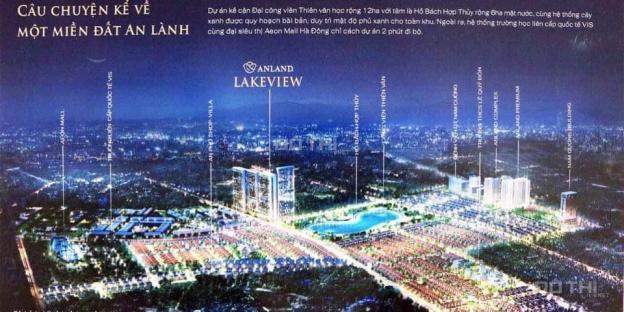 Bán căn hộ chung cư cao cấp Anland Lake View mặt đường Lê Quang Đạo, nằm bên hồ điều hòa rộng 12ha 12832152