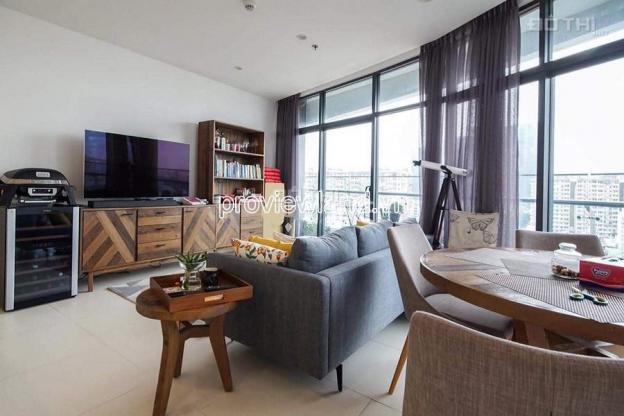 Cần cho thuê căn hộ 2 phòng ngủ tại City Garden tầng trung 12833233