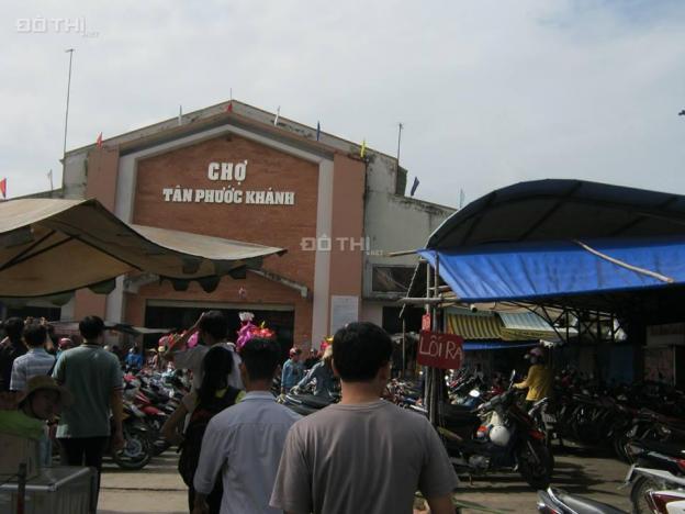 Chỉ 1,1 tỷ sở hữu đất mặt tiền đường 7m trung tâm Tân Phước Khánh, Tân Uyên, Bình Dương 12834314