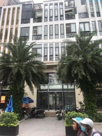 Cho thuê nhà mặt phố Vũ Ngọc Phan, Đống Đa, La Casa Villa, DT 112m2, mặt tiền 7m 12832741
