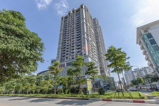 Cho thuê căn hộ siêu hiếm 3 PN, 1 đa năng, 128m2, đồ cơ bản Sky Park Residence 3 Tôn Thất Thuyết 12839892