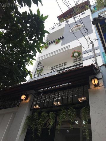 Bán nhà đẹp mới xây , 3 lầu , Bùi Thị Xuân, P1, Tân Bình  12825081