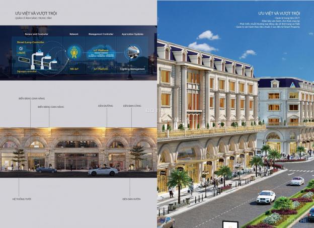 Bán shophouse biển trung tâm Tuy Hòa, Phú Yên, cam kết thuê lại 10%/năm và mua lại 25%/3 năm 12841576