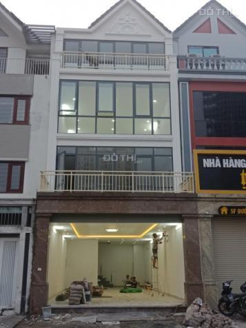Cho thuê nhà mặt phố Nguyễn Văn Lộc, Hà Đông, DT 95m2 x 4 nổi, 1 hầm, MT 5m. Giá 50tr/th 12852791