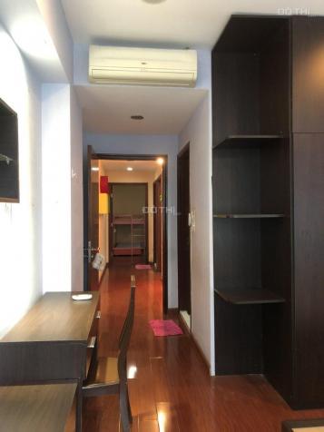 Cho thuê căn hộ Tản Đà, Q. 5, 105m2, 3 phòng ngủ, 2 WC, nội thất đầy đủ vào ở ngay, sàn gỗ 12853926