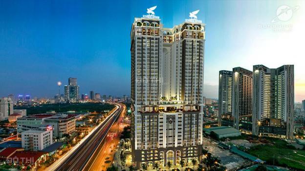 Bán cắt lỗ CH Sunshine Center 16 Phạm Hùng, ban công Đông Nam, tầng 16, giá chỉ 4.7 tỷ, 0916366333 12854298