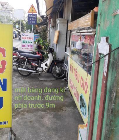 Cần bán gấp căn nhà mặt tiền đường Ấp Chiến Lược, khu phố 2, Bình Hưng Hòa A, Bình Tân, giá rẻ 12854646