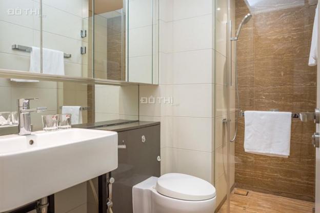 Căn hộ chung cư Indochina Plaza tháp Tây tầng 10, 98m2, 2PN nội thất đẹp 18 triệu/th, 0989.144.673. 12855085
