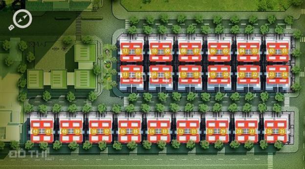 Cần bán gấp lô BT Imperia, Nguyễn Huy Tưởng, Nguyễn Tuân 197m2, cửa Đông Nam. Hotline: 0928848868 12855221