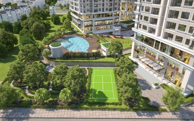 Bán shophouse chân đế dự án Iris Garden 30 Trần Hữu Dực, giá từ 3 tỷ 12856131
