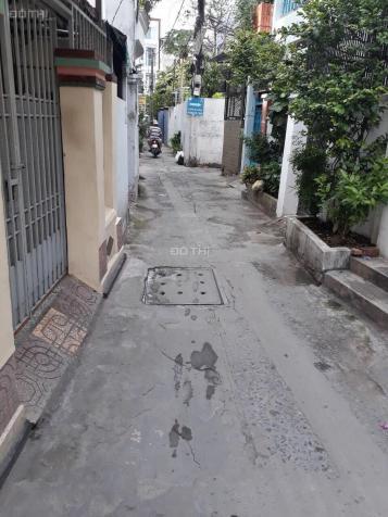 Hẻm 3m Trương Đăng Quế, p1, ngay Nguyễn Thượng Hiền. DT: 25m2 công nhận, 1 lầu, 2 phòng 12856144