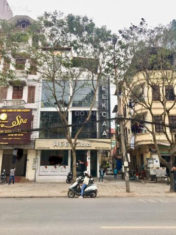 Bán nhà mặt phố Trần Khát Chân 70m2, MT 7m, thuê 50tr/th, 20 tỷ. 0902.160.163 12857697