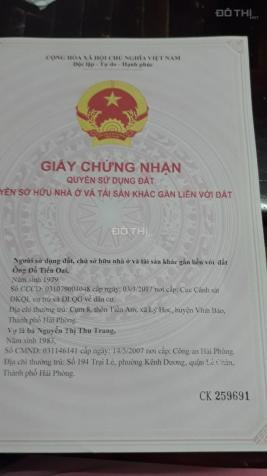 Bán lô góc, thuận tiện kinh doanh cũng như An Cư, Phương Khê, Kiến An 12870771