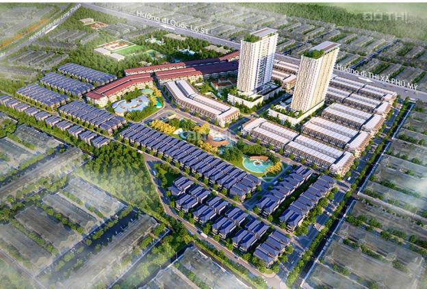 Đất giá rẻ dành cho nhà đầu tư, an cư - mặt tiền đường Mỹ Xuân Ngãi Giao - cách sân bay 9km 12877923