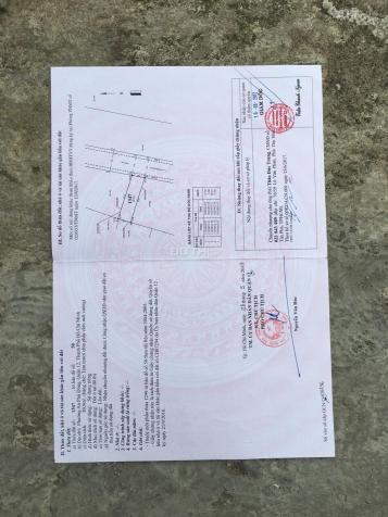 Bán 5 lô mặt tiền đường Sơn Ca 8, gần trường mầm non, An Phú Đông, Q12, giá 30 tr/m2, SH riêng 12886177
