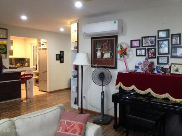 Cho thuê căn hộ CC NO4 Trung Hòa Nhân Chính, DT 120m2, 3PN, full nội thất đẹp, nhà sáng, mát mẻ 12890274