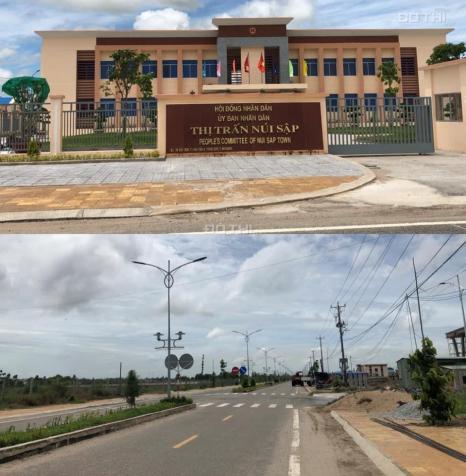 Bán đất nền dự án tại dự án TNR Stars Thoại Sơn, Thoại Sơn, An Giang, diện tích 100m2, giá 900 tr 12892837