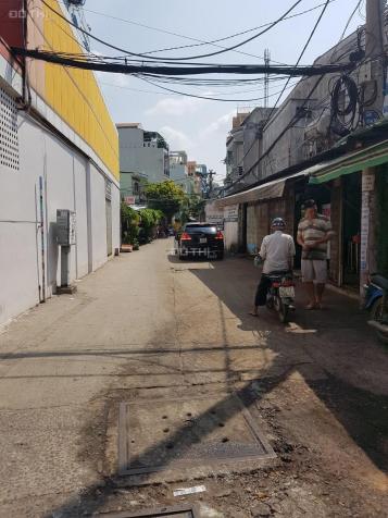 Bán gấp nhà hẻm xe hơi, gần mặt tiền Phạm Hùng, P4, Quận 8. DT: 6.5 x 7.5m, giá: 4 tỷ 7 12896098