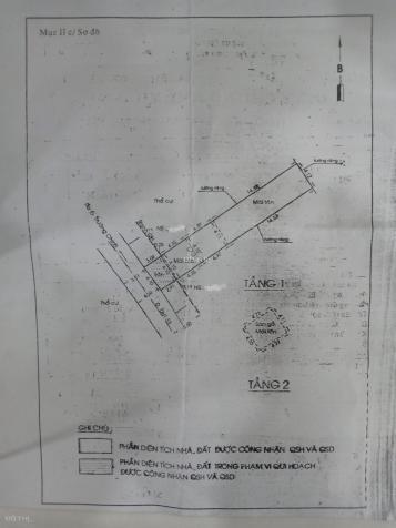Bán nhà riêng tại đường Trường Chinh, Phường Đông Hưng Thuận, Quận 12, Hồ Chí Minh, DTSD 117.1m2 12899044