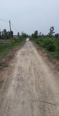 Chính chủ kẹt tiền đáo hạn ngân hàng bán lỗ lô đất 5x33m, huyện Đức Hòa, giá 549 triệu 12903482