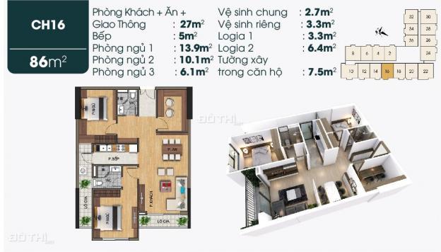Mua chung cư khu đô thị Việt Hưng nhận ngay IPHONE 11 ,CK 3,5% Và quà tặng 70tr trừ thẳng vào giá 12905009