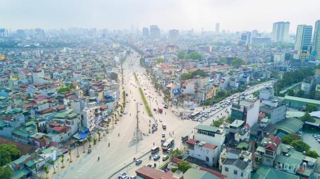 Bán nhà mặt phố  Trần Khát Chân, Thanh Lương, Hai Bà Trưng, Hà Nội  47m2. 5,5 tỷ TL 12907363