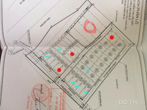 Chính chủ bán 87m2 đất tại khu đấu giá Trưng Trắc, Văn Lâm, Hưng Yên. LH: 0976302197 12909634