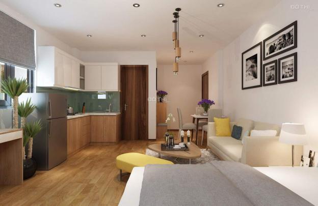 Cho thuê căn hộ ccmn đẳng cấp khách sạn tại Trần Duy Hưng đầy đủ đồ cao cấp. 12910677