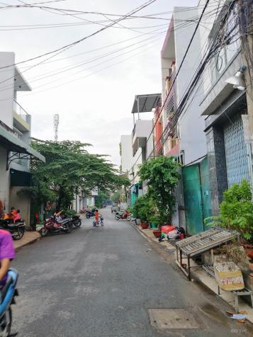 Nhà đẹp hẻm thông một sẹc 6m gần đường Lê Văn Quới, 4x14m, đúc 3,5 tấm, giá 4,55 tỷ 12912636